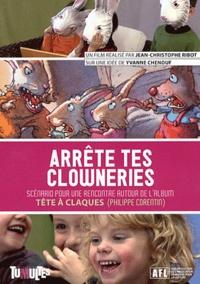 Arrête tes clowneries - Scénario pour une rencontre autour de lalbum Tête à claques (Philippe Corentin).pdf