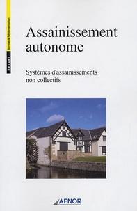 Rechercher des ebooks gratuits à télécharger Assainissement autonome  - Systèmes d'assainissements non collectifs (Litterature Francaise)