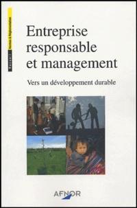 Deedr.fr Entreprise responsable et management - Vers un développement durable Image