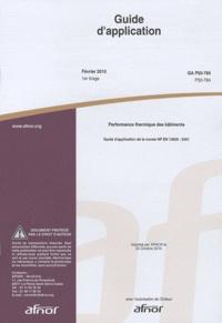 Era-circus.be Guide d'application GA P50-784 Performance thermique des bâtiments - Guide d'application de la norme NF EN 13829 : 2001 Image