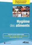 AFNOR - Hygiène des aliments.