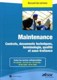Goodtastepolice.fr Maintenance - Contrats, documents techniques, terminologie, qualité et sous-traitance Image