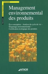 Deedr.fr Management environnemental des produits - Eco-conception, analyse du cycle de vie, étiquetage environnemental, certification écologique des produits Image