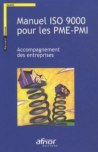 AFNOR - Manuel ISO 9000 pour les PME-PMI - Accompagnement des entreprises.