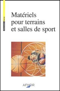 Accentsonline.fr Matériels pour terrains et salles de sport Image