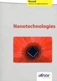 AFNOR - Nanotechnologies.