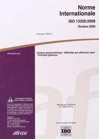 Norme internationale ISO 13320:2009 Analyse granulométrique - Méthodes par diffraction laser : principes généraux.pdf