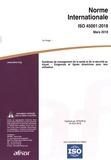 AFNOR - Norme internationale ISO 45001:2018 Systèmes de management de la santé et de la sécurité au travail - Exigences et lignes directrices pour leur utilisation.