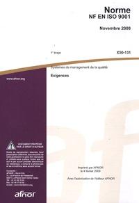 Norme NF EN ISO 9001 Systèmes de management de la qualité - Exigences.pdf