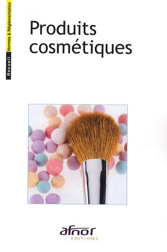 AFNOR - Produits cosmétiques.