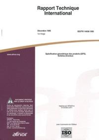 Rapport technique international ISO/TR 14638:1995 Spécification géométrique des produits (GPS) - Schéma directeur.pdf