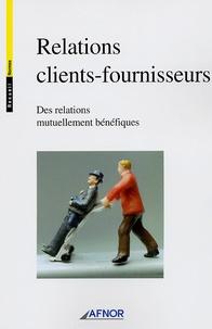 Histoiresdenlire.be Relations clients-fournisseurs - Des relations mutuellement bénéfiques Image