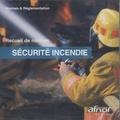 AFNOR - Sécurité incendie.