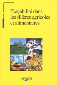 Histoiresdenlire.be Traçabilité dans les filières agricoles et alimentaires Image