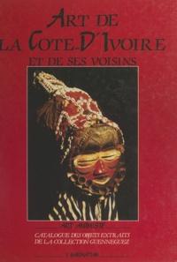 Afo Guenneguez et André Guenneguez - Art de la Côte d'Ivoire et de ses voisins - Catalogue des objets extraits de la collection Guenneguez.