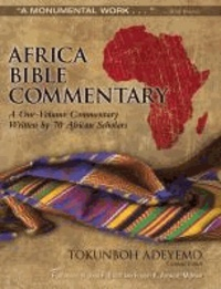 Africa Bible Commentary.