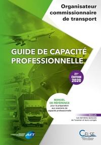AFT - Guide de capacité professionnelle commissionnaire - Organisateur de transport.