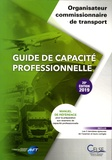 AFT - Guide de capacité professionnelle Organisateur commissionnaire de transport.