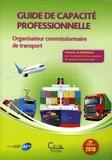 AFT - Guide de capacité professionnelle - Organisateur commissionnaire de transport.