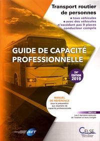 Livres gratuits en ligne à télécharger et à lire Guide de capacité professionnelle  - Transport routier de personnes par AFT (Litterature Francaise) CHM