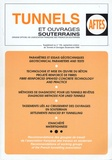 AFTES - Tunnels et ouvrages souterrains N° 155, septembre-oc : Paramètres et essais géotechniques - Technologie et mise en oeuvre du béton - Méthodes de diagnostic pour les tunnels revêtus - Tassement liés au creusement des ouvrages en souterrain - Etanchéïté.