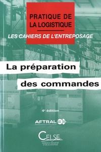 AFTRAL et Mariano Ballbé - La préparation des commandes.