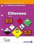 AFTRAL - Manuel du transport routier des matières dangereuses - Citernes.