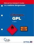 AFTRAL - Manuel du transport routier des matières dangereuses - Citernes GPL.