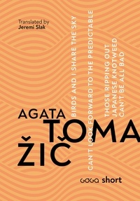 Agata Tomažič - Birds and I share the sky. Can't look forward to the predictable. Those ripping out Japanese knotweed can't be all bad..