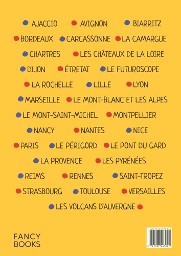 La France point-à-point