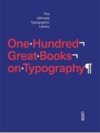Agata Toromanoff - One undred great books on typography.