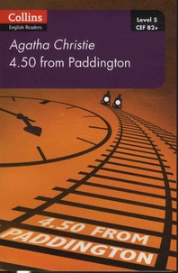 Agatha Christie - 4.50 from Paddington.