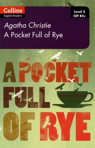 Agatha Christie - A Pocket Full of Rye.