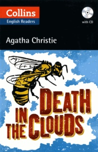 Agatha Christie - Death in the Clouds. 1 CD audio