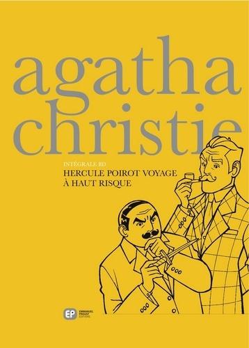Agatha Christie - Hercule Poirot voyage à haut risque.