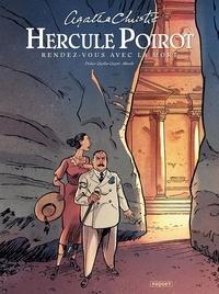 Agatha Christie et Didier Quella-Guyot - Hercule Poirot - Rendez-vous avec la mort.