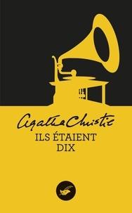 Agatha Christie - Ils étaient dix.
