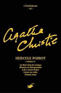 Agatha Christie - Intégrale Hercule Poirot (troisième volume) - Intégrale n° 6 - Hercule Poirot volume 3.