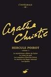 Agatha Christie - Intégrale Hercule Poirot volume 1.