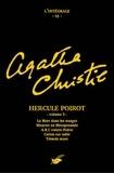 Agatha Christie - L'intégrale Agatha Christie Tome 4 : Hercule Poirot - Volume 3, La Mort dans les nuages ; Meurtre en Mésopotamie ; A.B.C. contre Poirot ; Cartes sur table ; Témoin muet.
