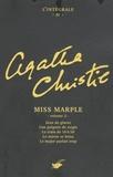 Agatha Christie - L'intégrale Agatha Christie Tome 4 : Miss Marple - Volume 2, Jeux de glaces ; Une poignée de seigle ; Le train de 16h50 ; Le miroir se brisa ; Le major parlait trop.