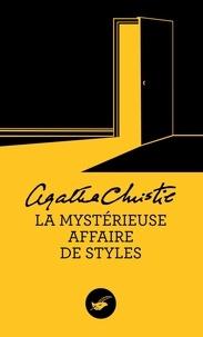 Agatha Christie - La mystérieuse affaire de styles.