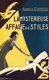 Agatha Christie - La mystérieuse affaire de Styles - Facsimilé prestige.