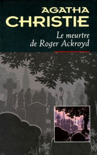 Goodtastepolice.fr Le meurtre de Roger Ackroyd Image