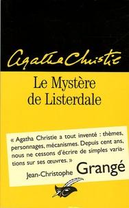 Agatha Christie - Le Mystère de Listerdale.