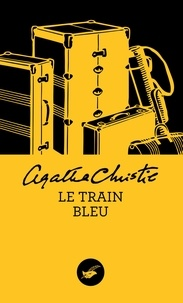 Agatha Christie - Le train bleu.