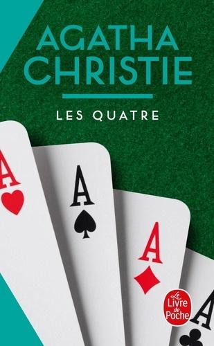 Agatha Christie - Les Quatre.