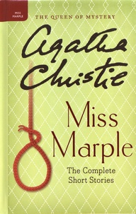 Agatha Christie - Miss Marple: The Complete Short Stories.