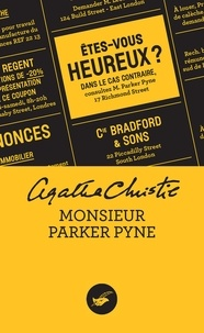 Agatha Christie - Monsieur Parker Pyne.