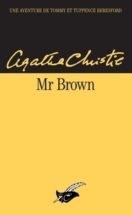 Agatha Christie - Mr Brown.